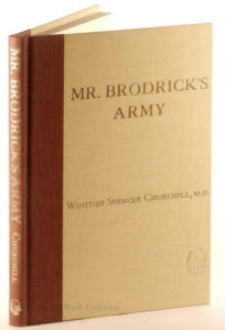 Mr. Brodrick's Army