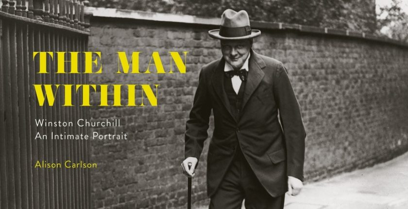 "From the cover of ""The Man Within"""