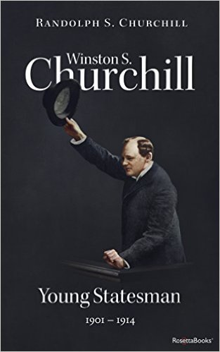 Winston S. Churchill by Martin Gilbert Vol. 2 Young Statesman