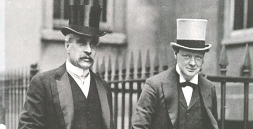 Churchill and Borden