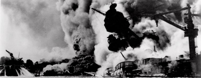 Churchill Knew about Pearl Harbor