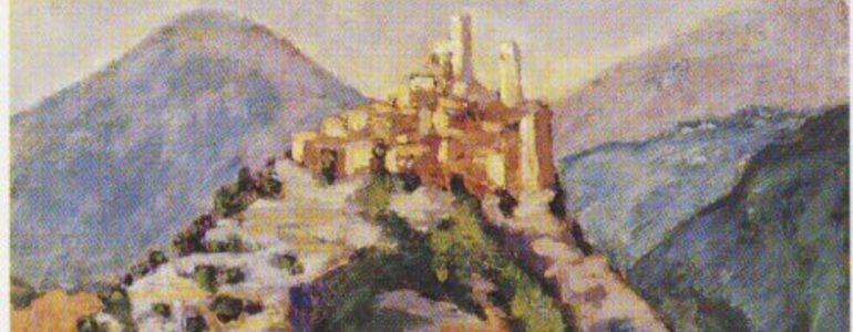 Churchill's painting