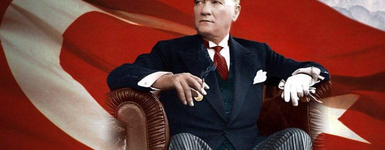 Churchill and Ataturk
