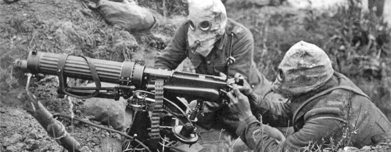 Chemical Warfare in WW1