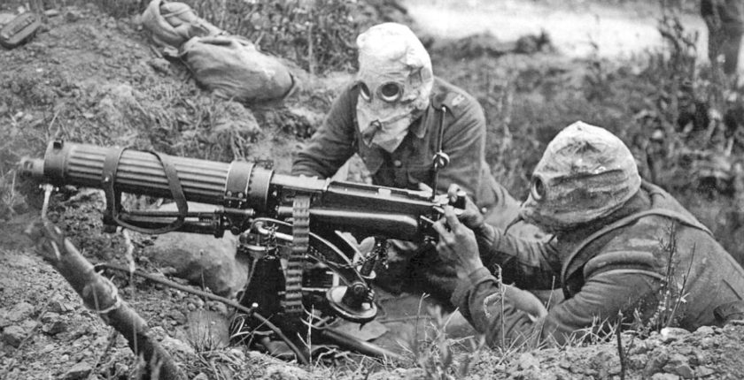 Chemical Warfare in WW1