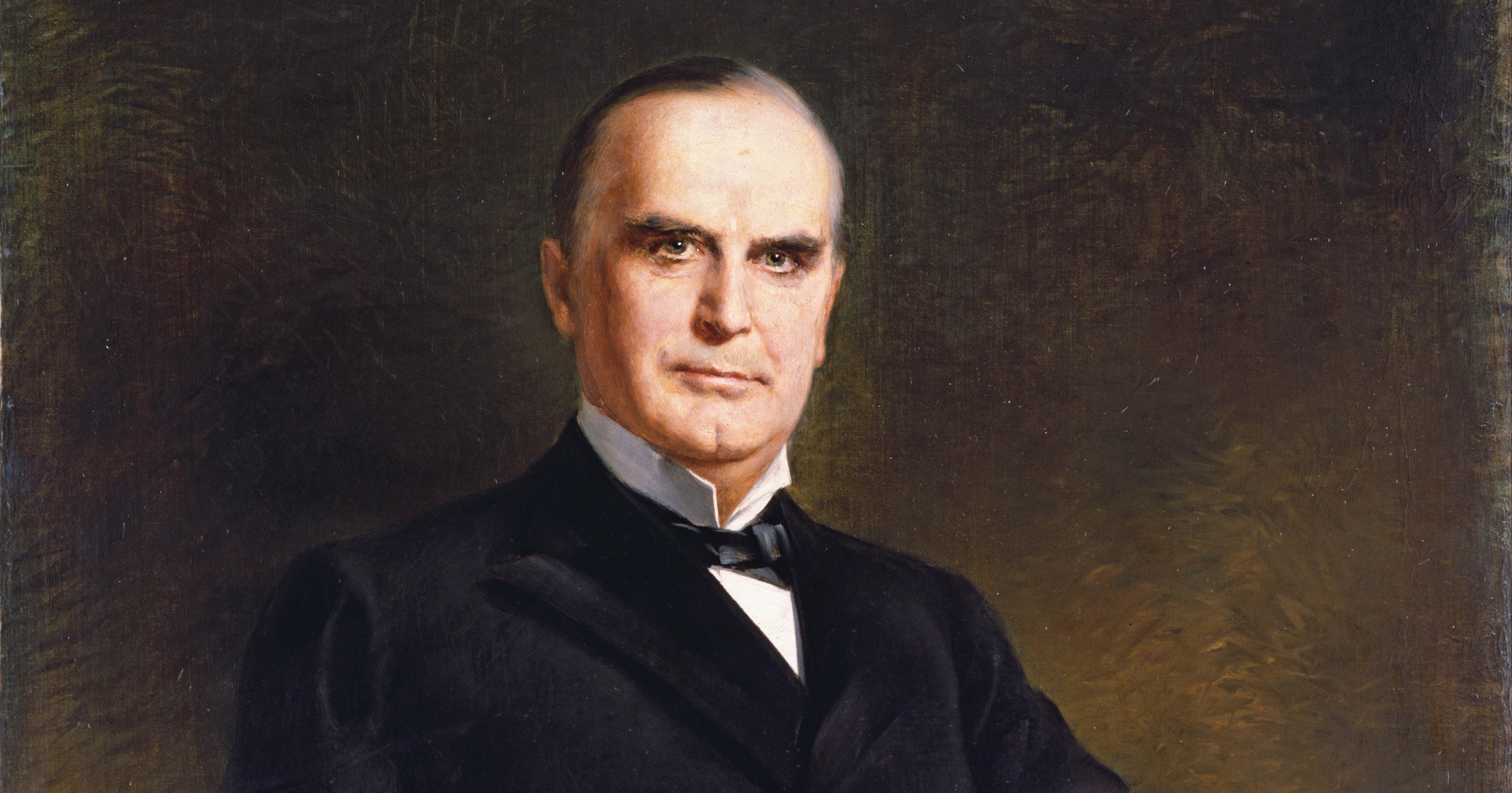 Churchill and the Presidents: William McKinley - The ...