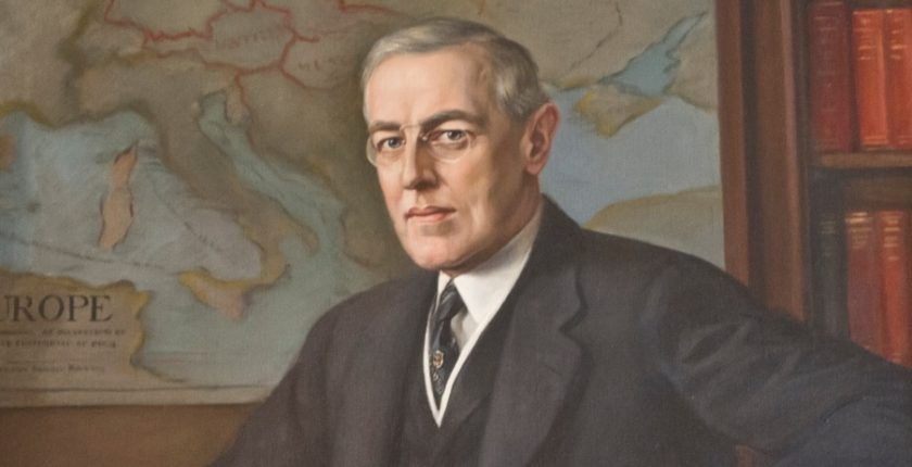 Churchill and the Presidents: Woodrow Wilson - The Churchill Project - Hillsdale College