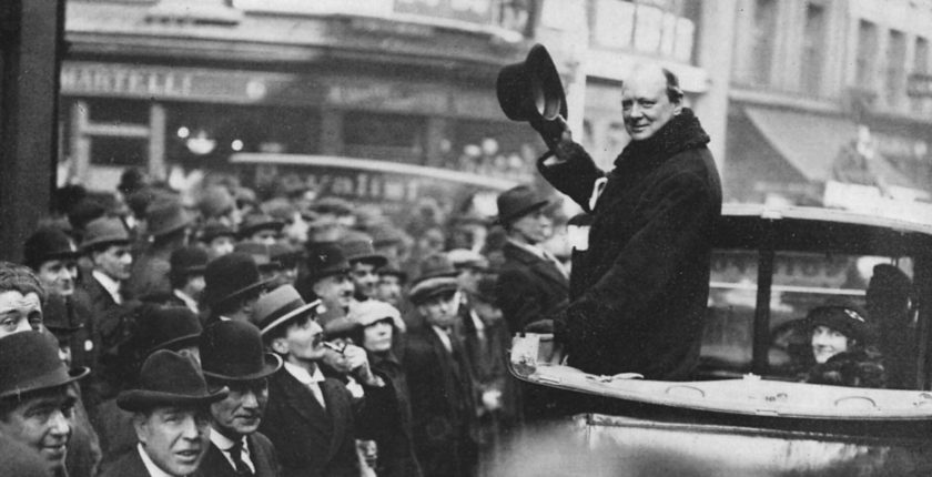 Churchills Statesmanship