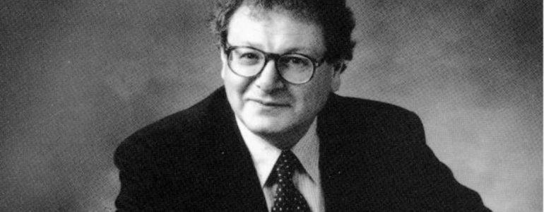In Memory of Sir Martin Gilbert