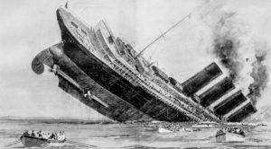 Sinking the RMS Lusitania