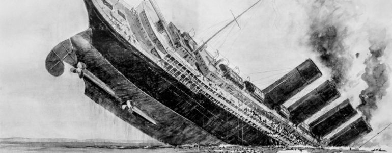 Sinking the RMS Lusitania