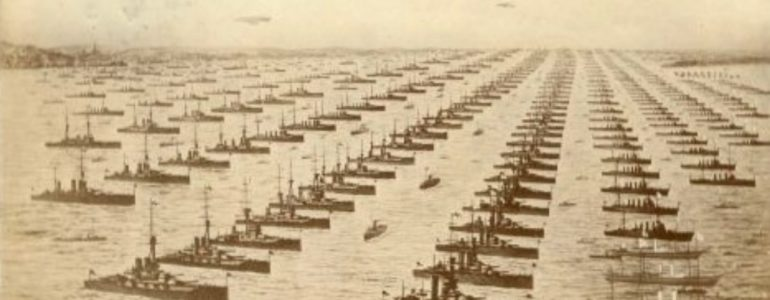 British and French fleet