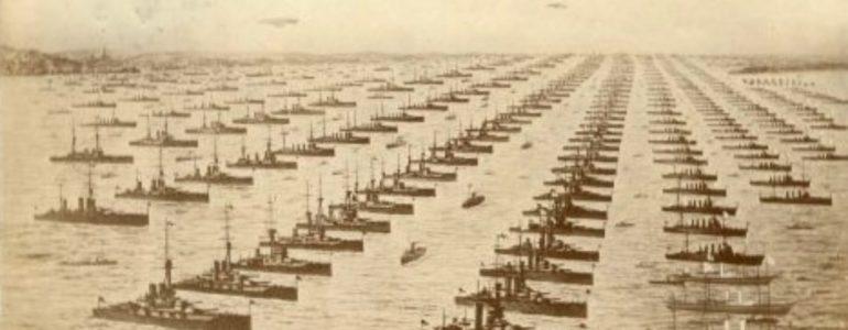 British and French fleet