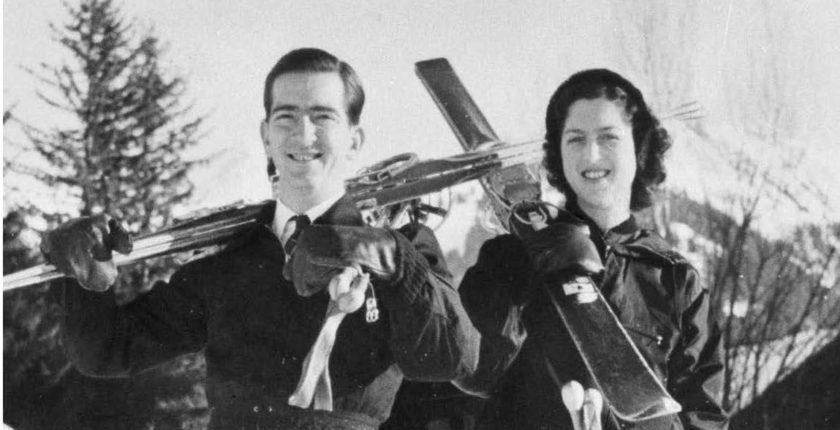 Peter II and Alexandra of Yugoslavia