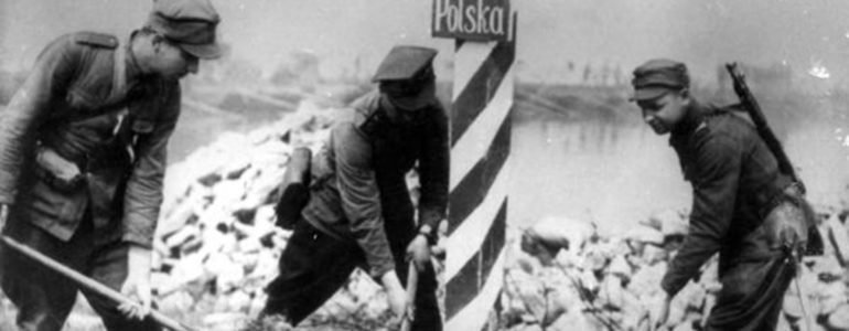 Marking the Polish-German Border