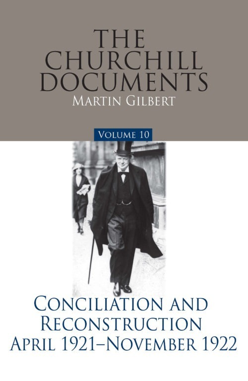 Churchill Documents Vol 10