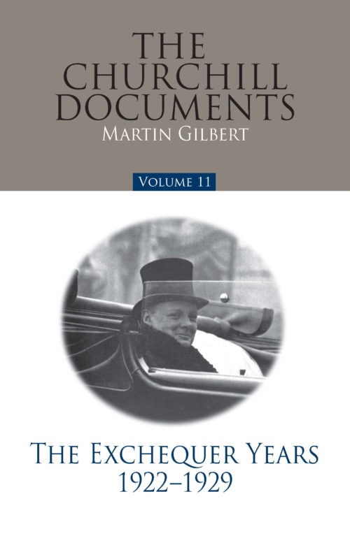 Churchill Documents Vol 11