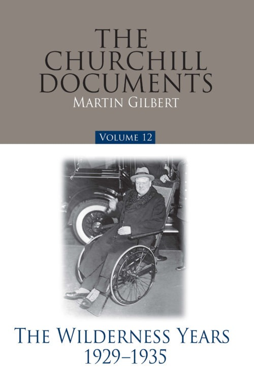 Churchill Documents Vol 12