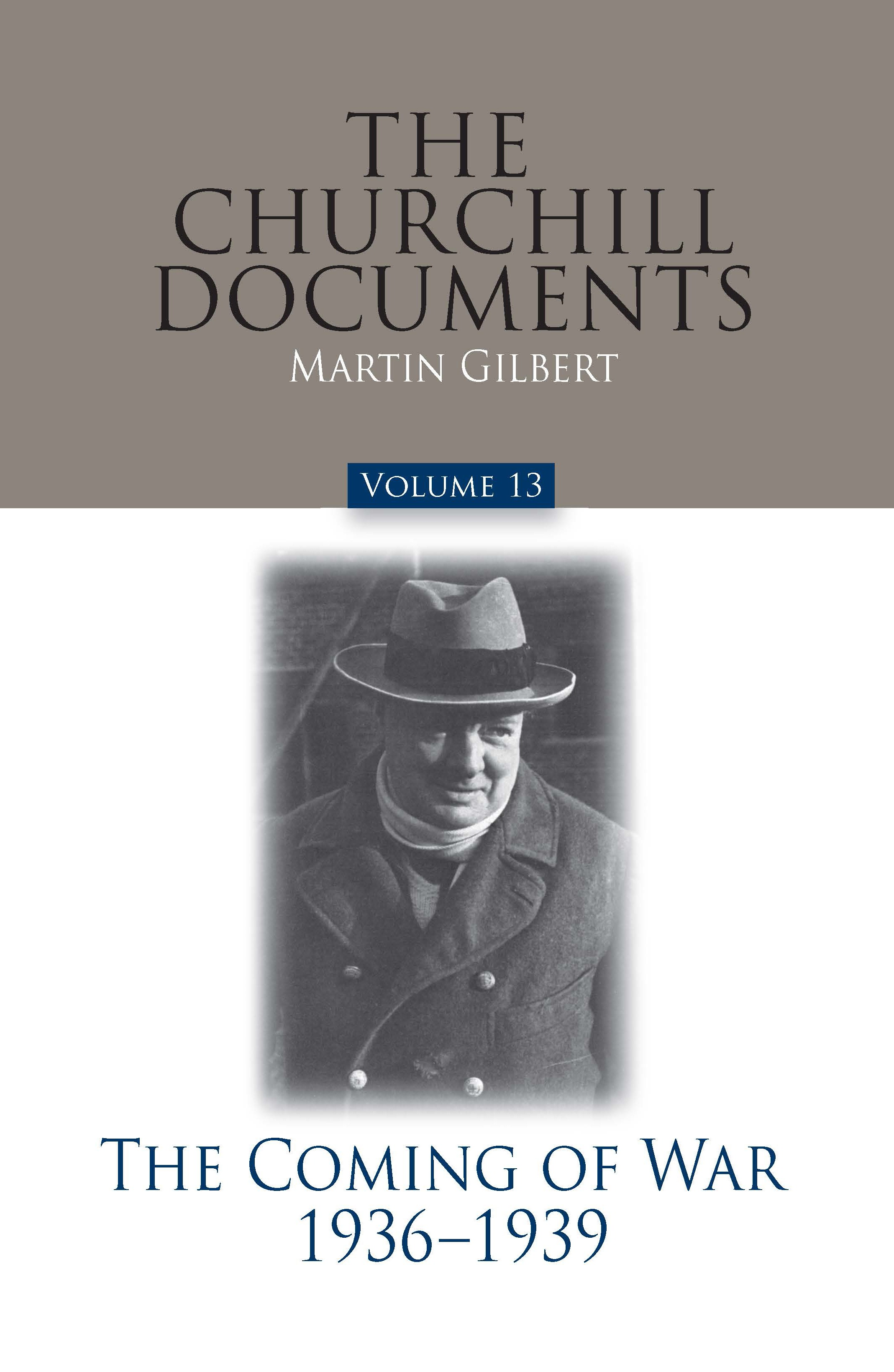 Churchill Documents Vol 13
