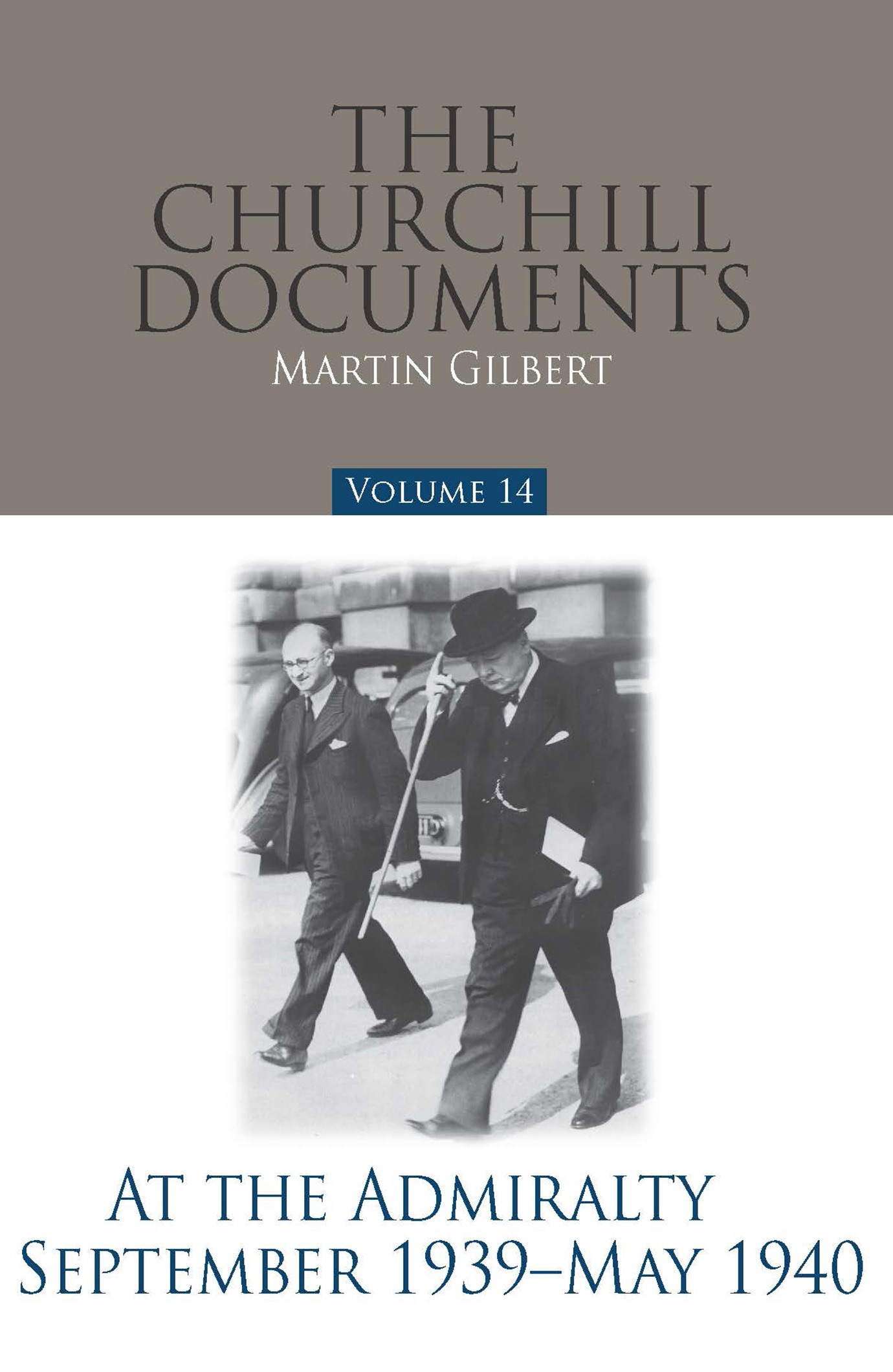 Churchill Documents Vol 14