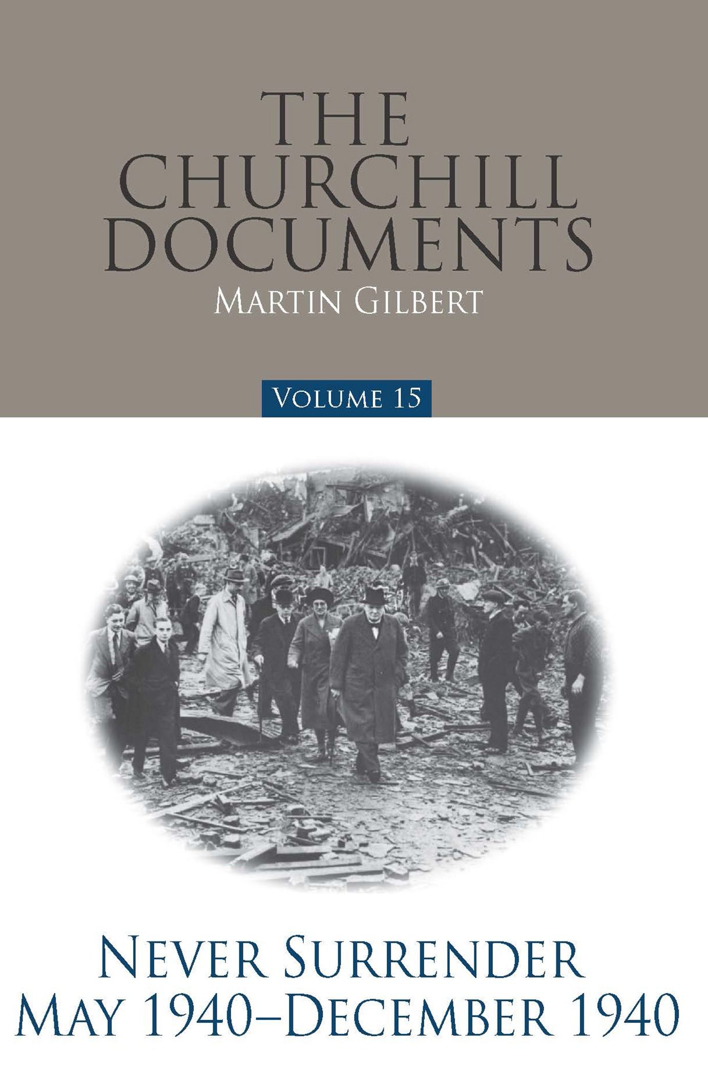 Churchill Documents Vol 15