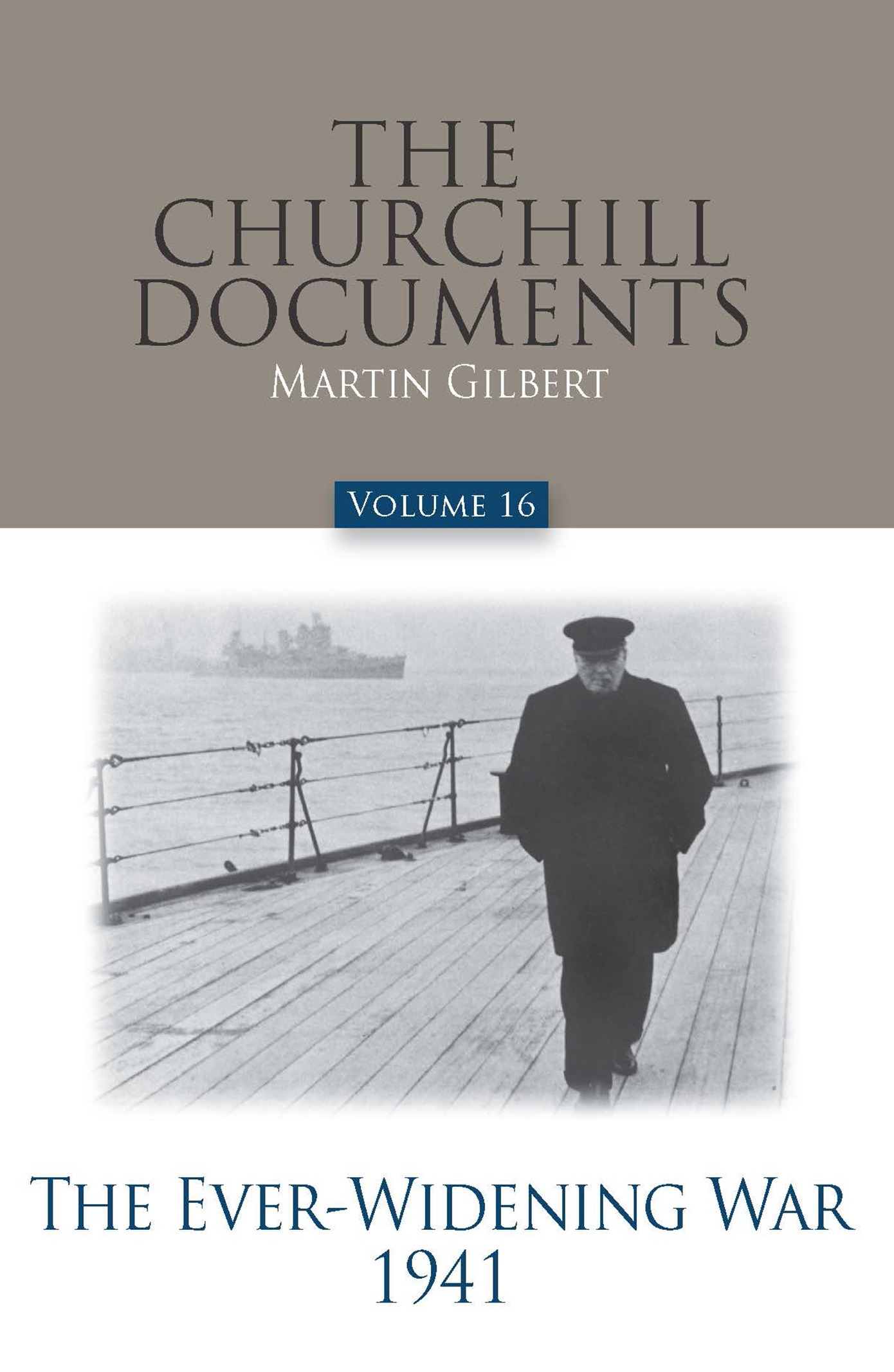 Churchill Documents Vol 16