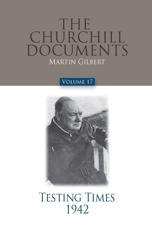 Churchill Documents Vol 17