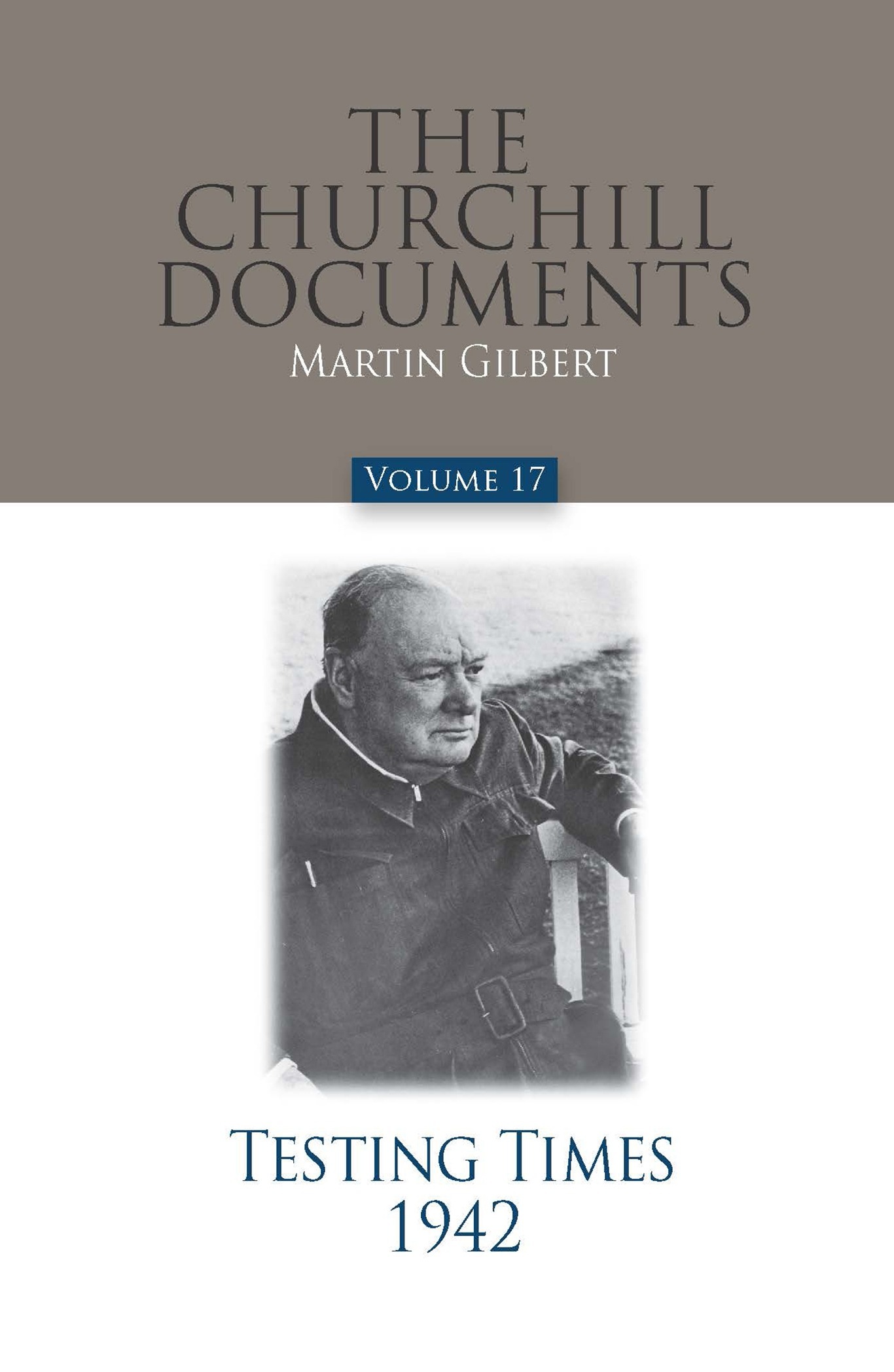 Churchill Documents Vol 17
