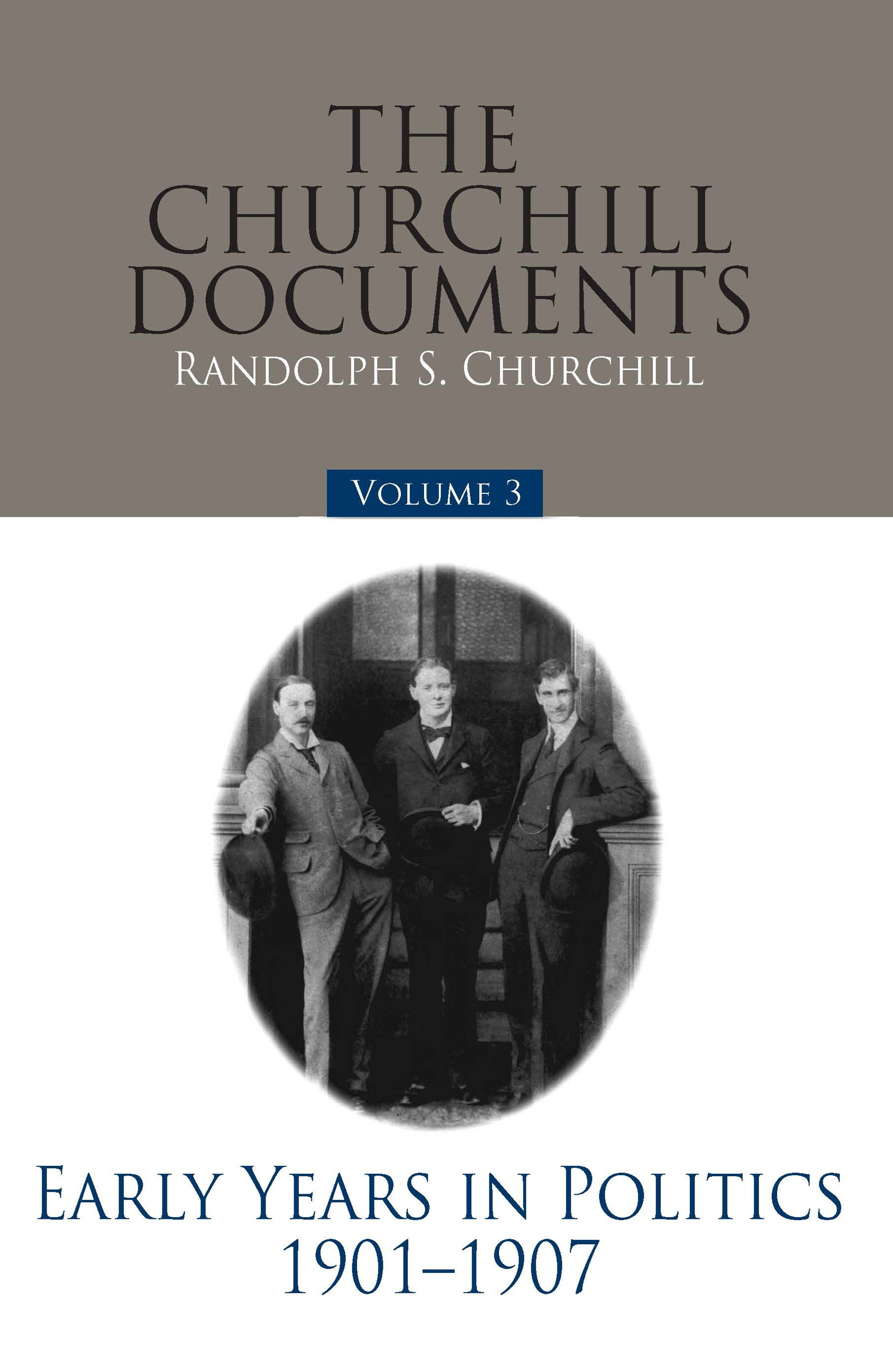 Churchill Documents Vol 3