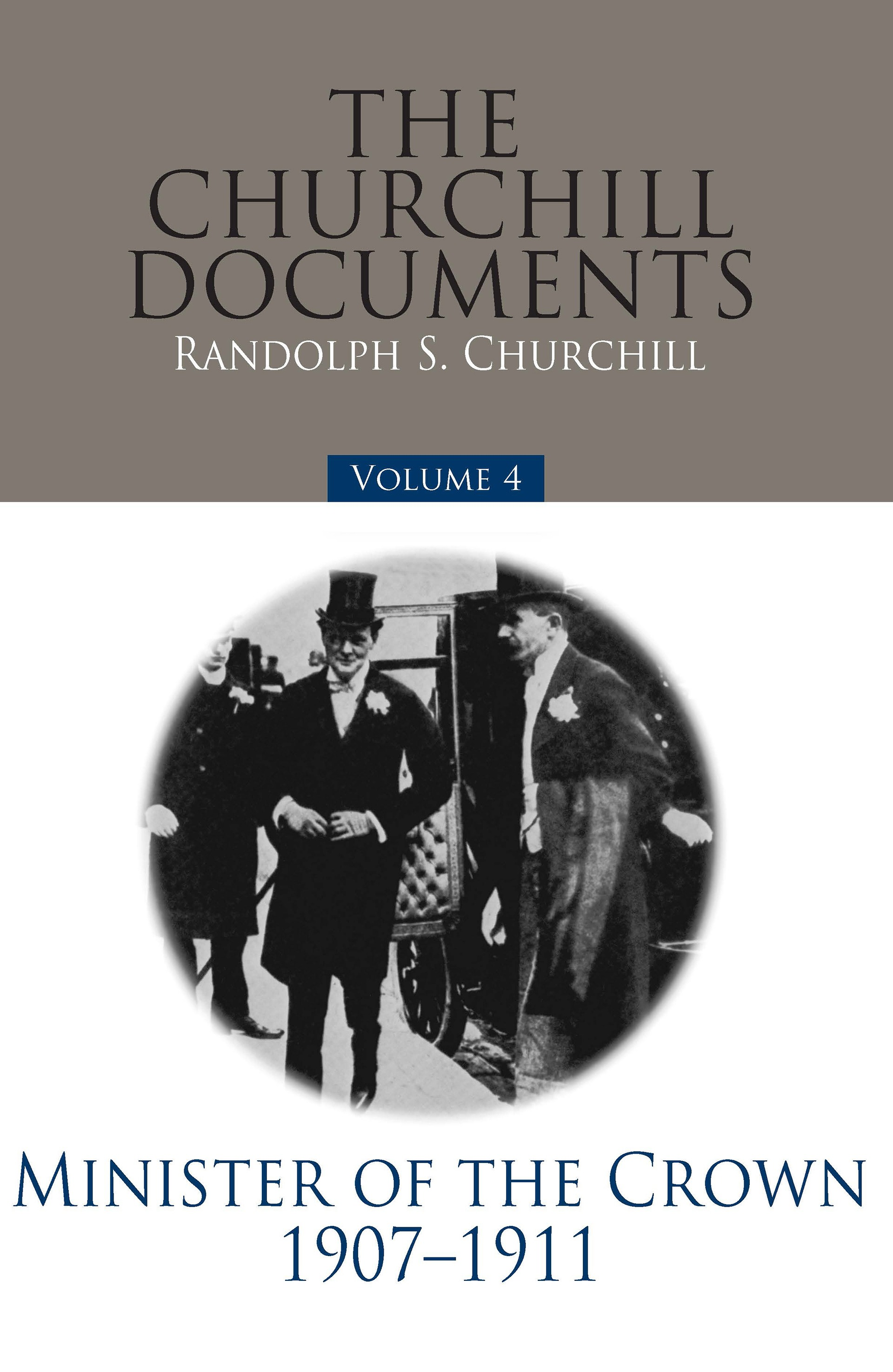 Churchill Documents Vol 4