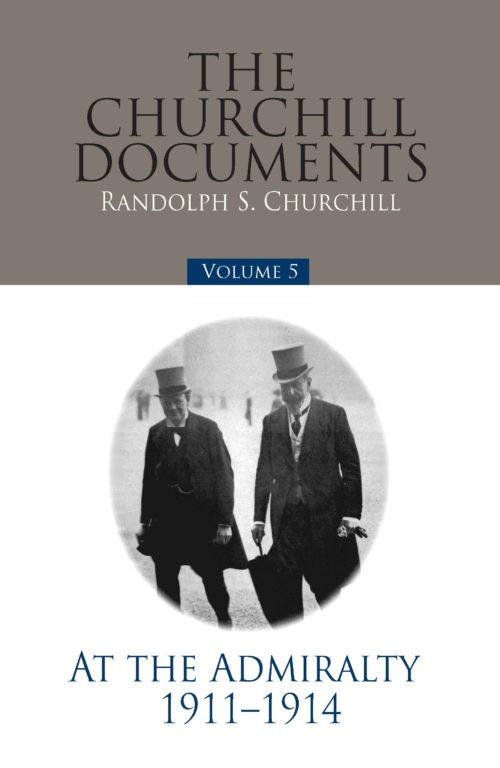 Churchill Documents Vol 5