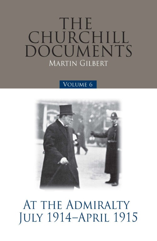 Churchill Documents Vol 6