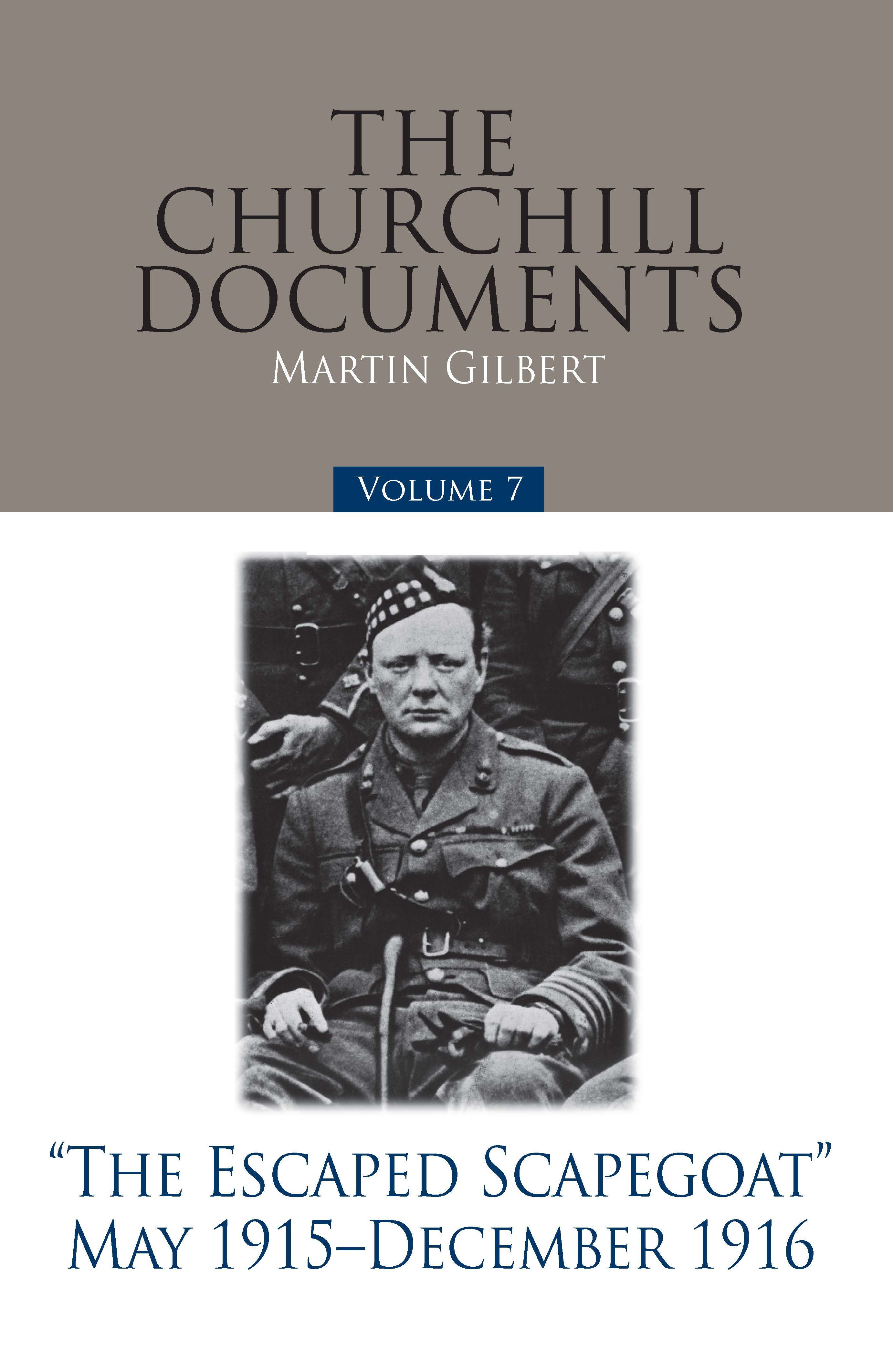 Churchill Documents Vol 7