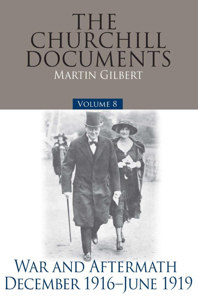 Churchill Documents Vol 8
