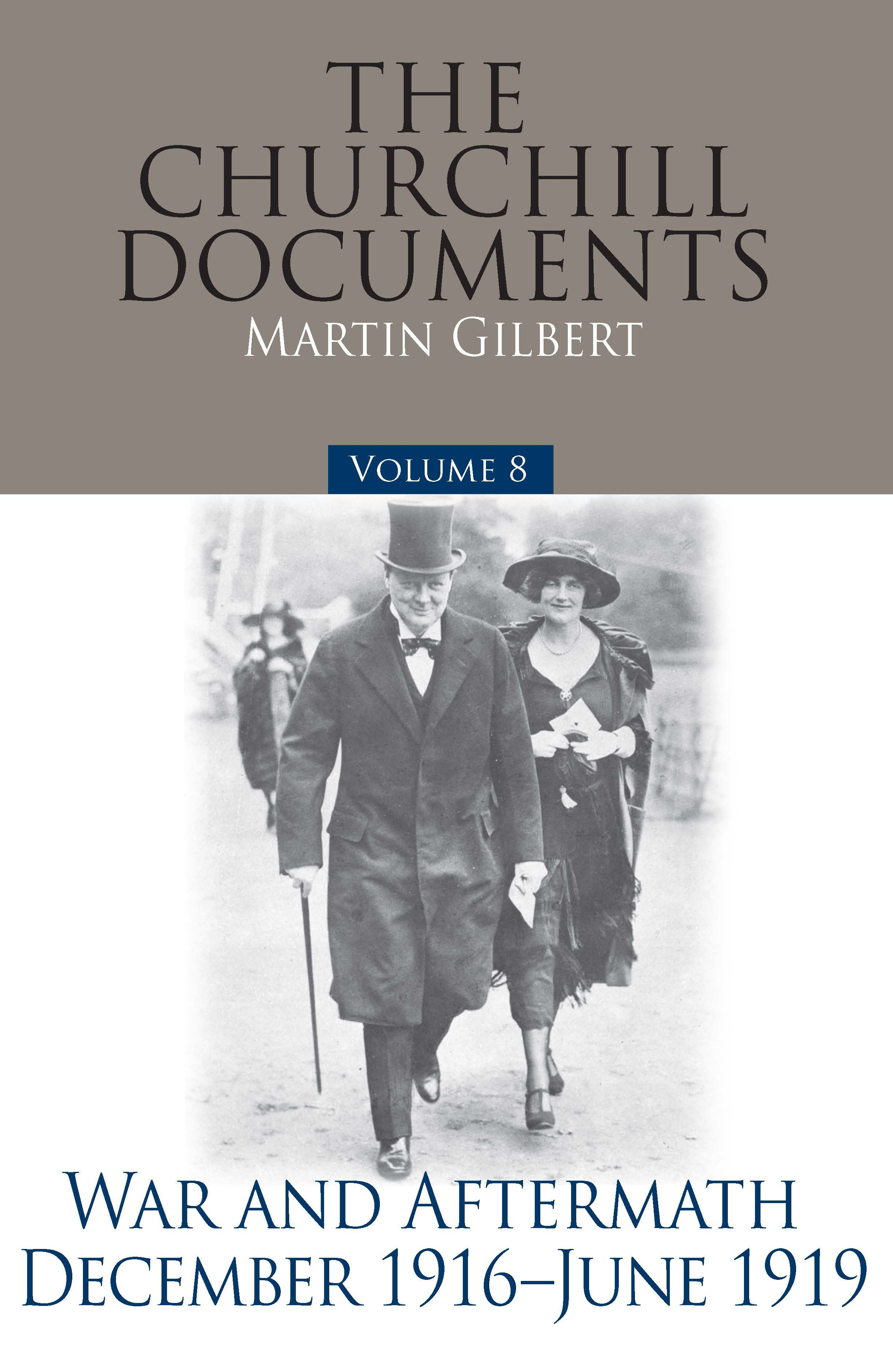 Churchill Documents Vol 8