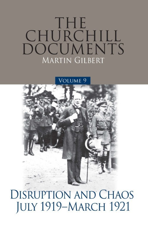 Churchill Documents Vol 9