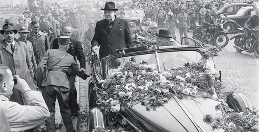 Churchill and Europe (Zurich speech)