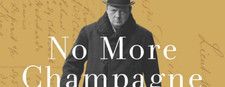 From the cover of David Lough's No More Champagne