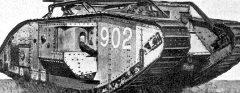 British Mark V Tank