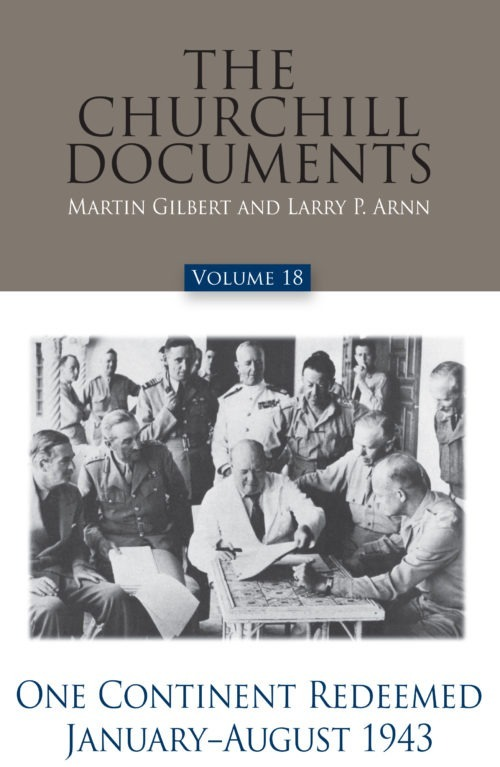 Churchill Documents Vol 18