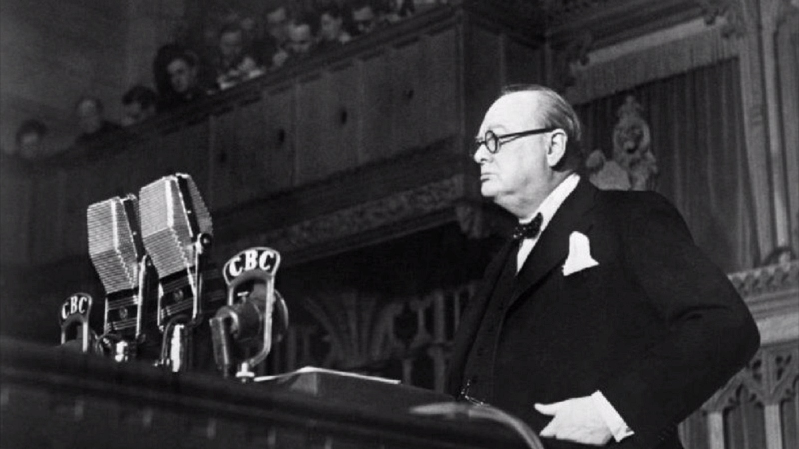an analysis of the rhetorical devices in the speeches of winston churchill Churchill accomplishes this using all forms of rhetorical devices  speeches of the second world war churchill  analysis: winston churchill by.