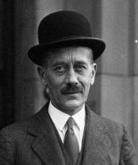 Foreign Secretary Alexander Cadogan