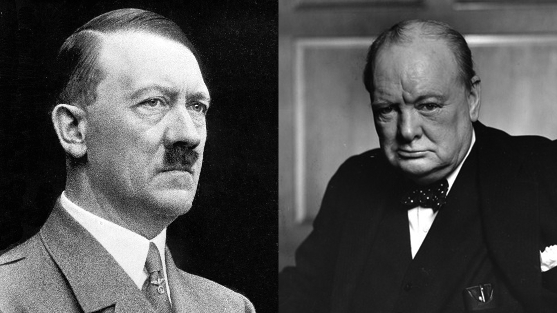 "Churchill: The Wilderness Years"": Meeting Hitler, 1932"
