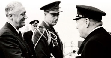 Nigel Hamilton - Commander in Chief