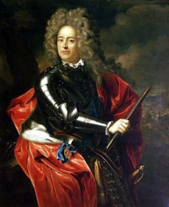 John Churchill, First Duke of Marlborough (1650-1722), painting by Adriaen van der Werff. (Wikimedia Commons)