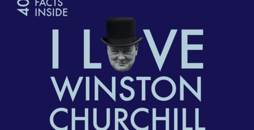 I Love Winston Churchill