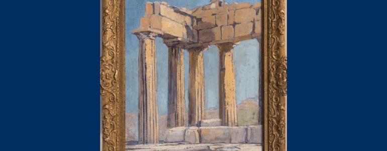 Parthenon 1934