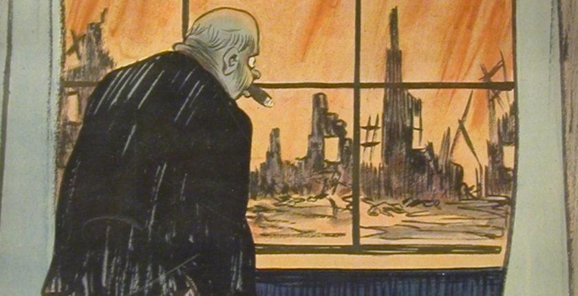Toronto Star's Winston Churchill