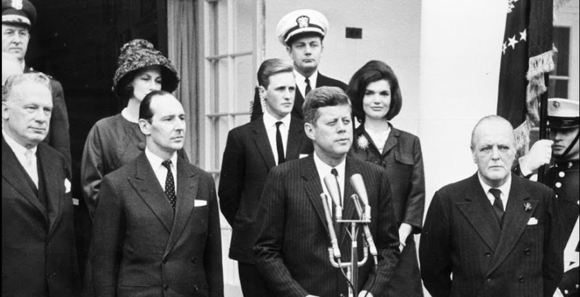 John F. Kennedy speech
