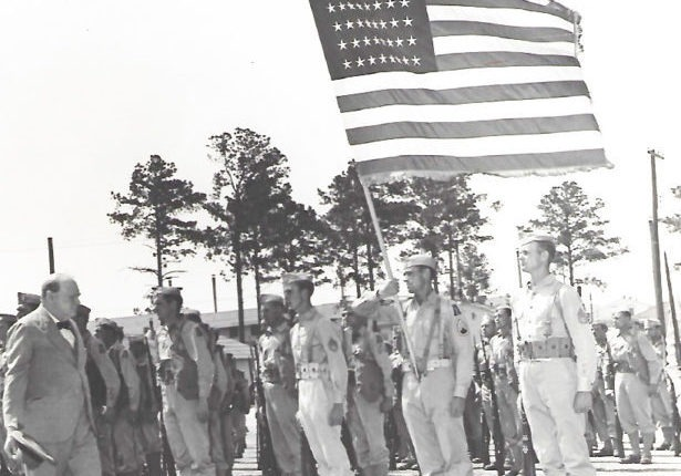 Fort Jackson 1942 by S. Loan
